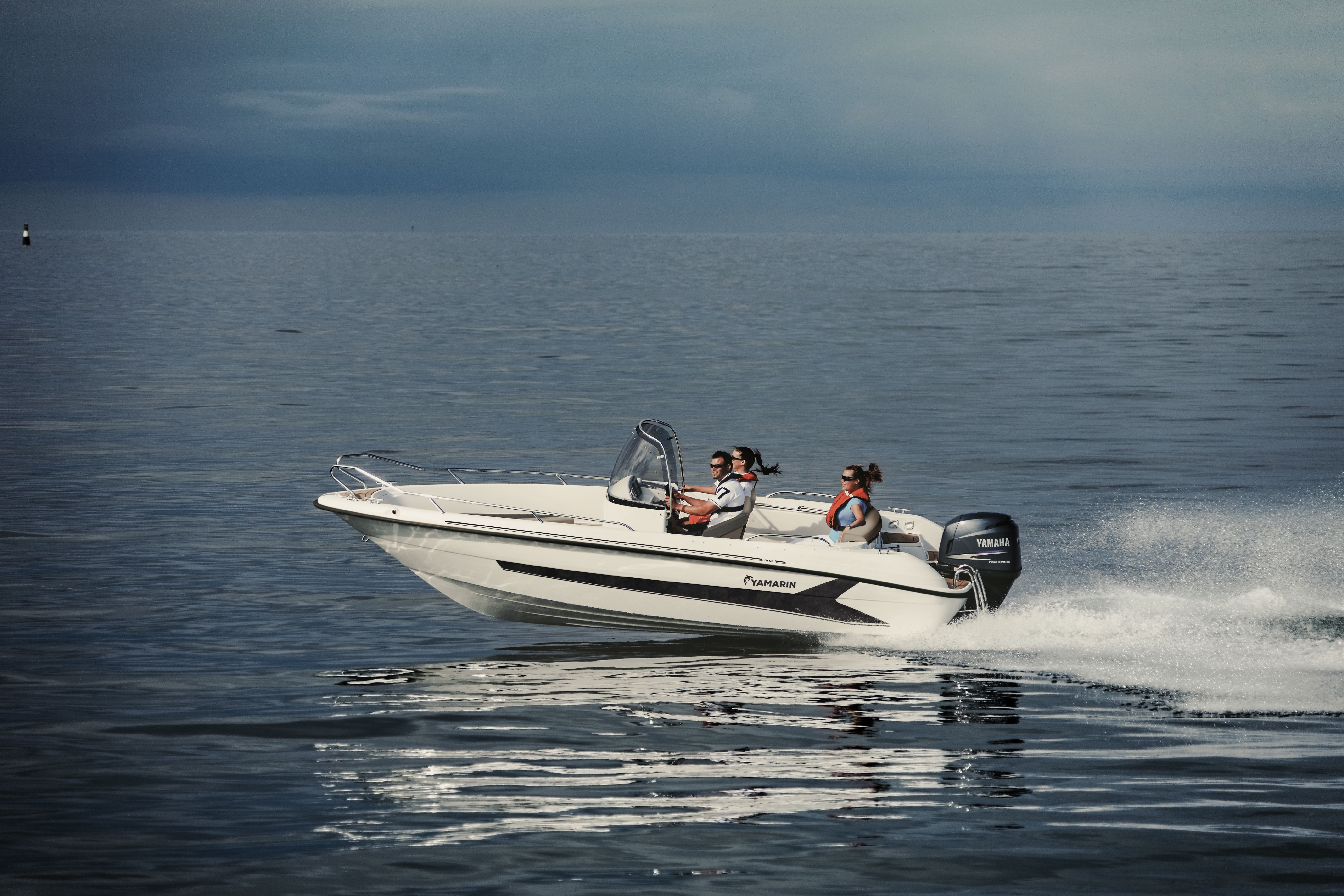 Yamarin 61 CC will be displayed at the Southampton Boat Show