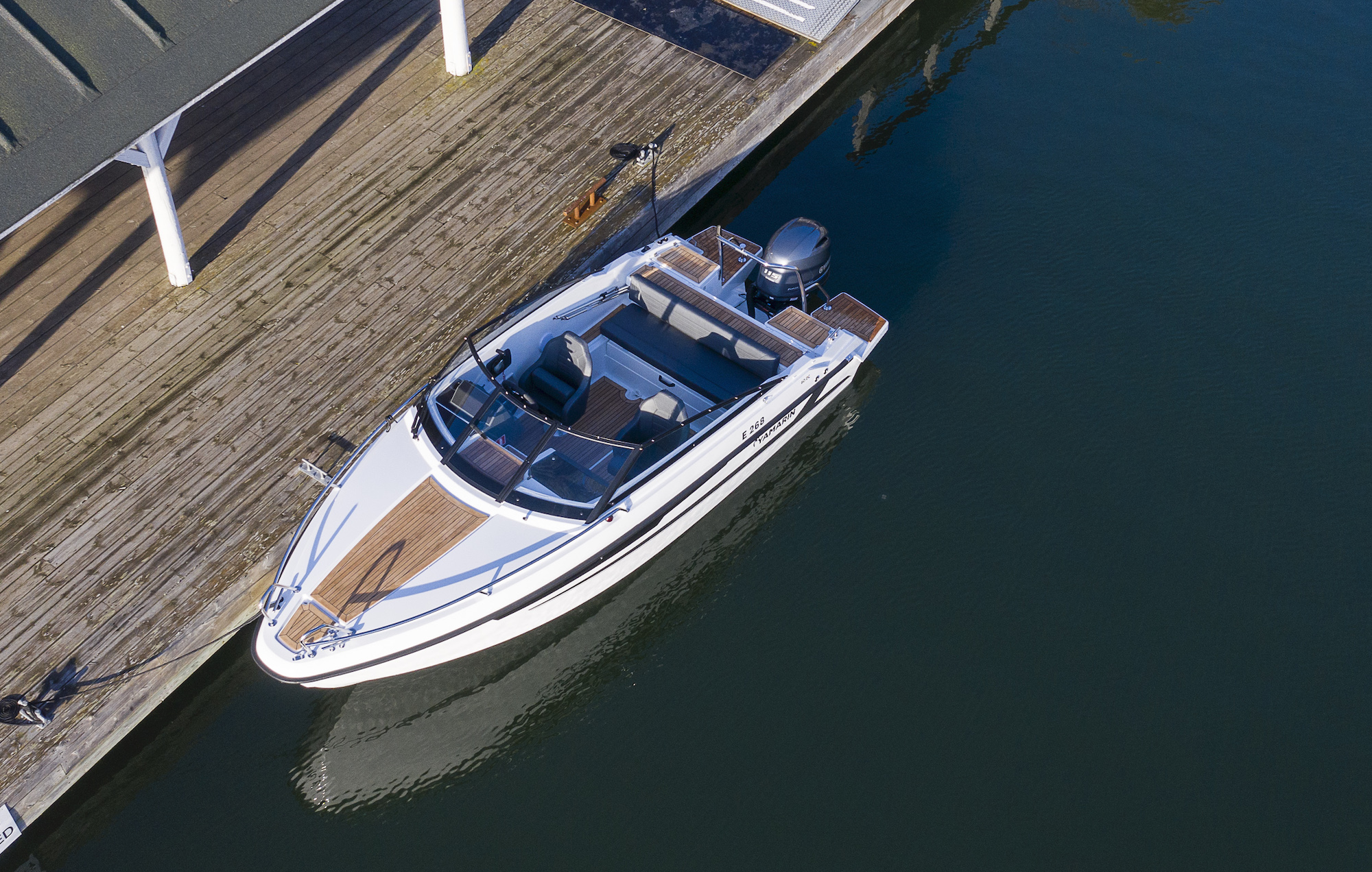 Yamarin 60 DC will be displayed at the Tallinn Boat Show 2020