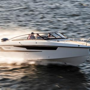 Yamarin 88 DC world premiere at Düsseldorf Boat Show
