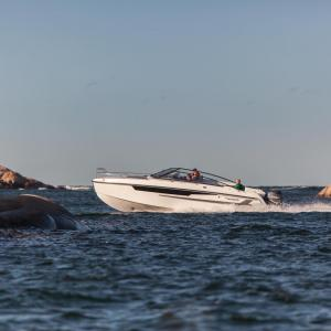 Yamarin 88 DC will be presented at the Helsinki Boat show
