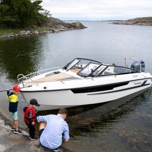 Skipperi city-båtar Yamarin Daycruiser