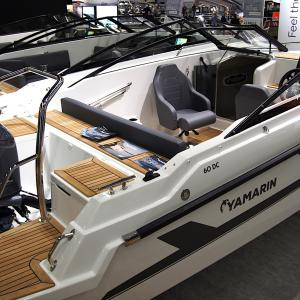 Yamarin 60 DC will be presented at the Tallinn Boat Show – Meremess 2020