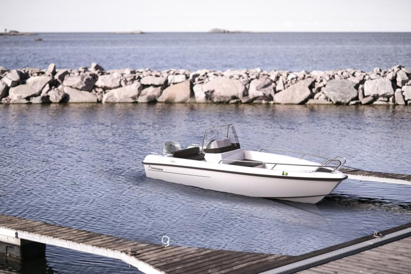 Yamarin 46 SC is safe and easy to handle, making it an excellent choice as an entry-level model.