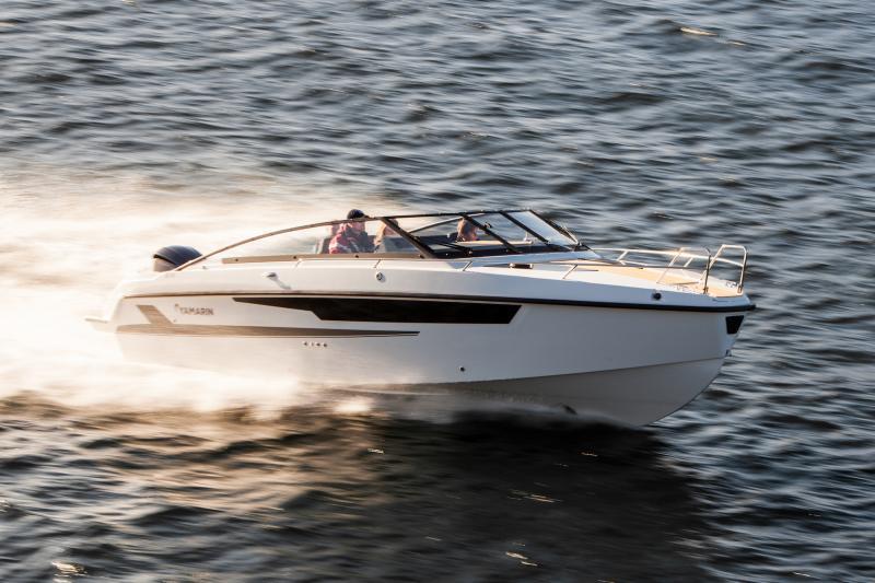 Yamarin 88 DC presenteras på Göteborgs båtmässa