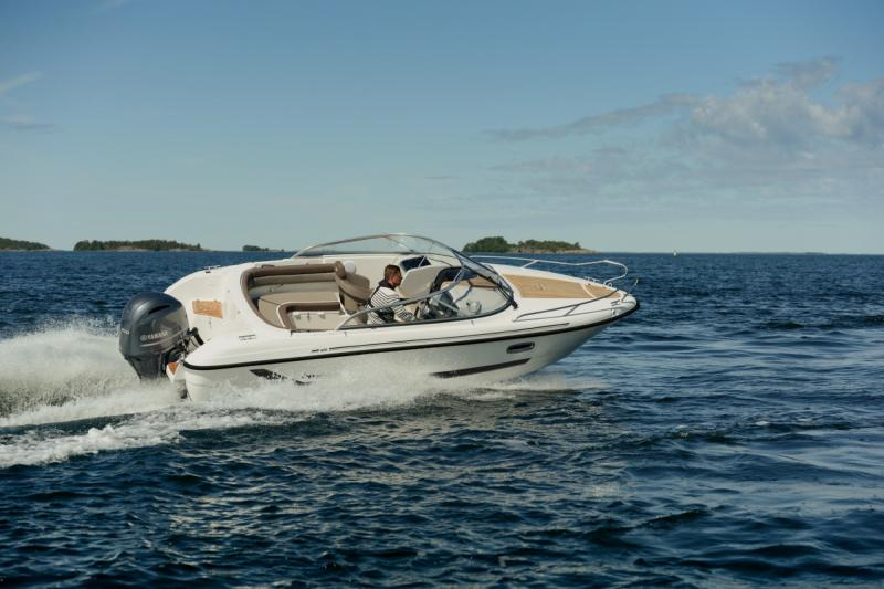 A long-lasting favourite, Yamarin 65 DC will be showcased at the Southampton Boat Show