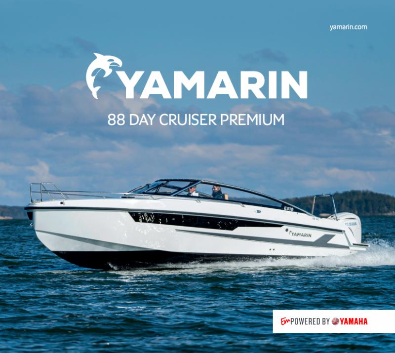 Yamarin 88 DC og 88 DC Premium kampanje 2021