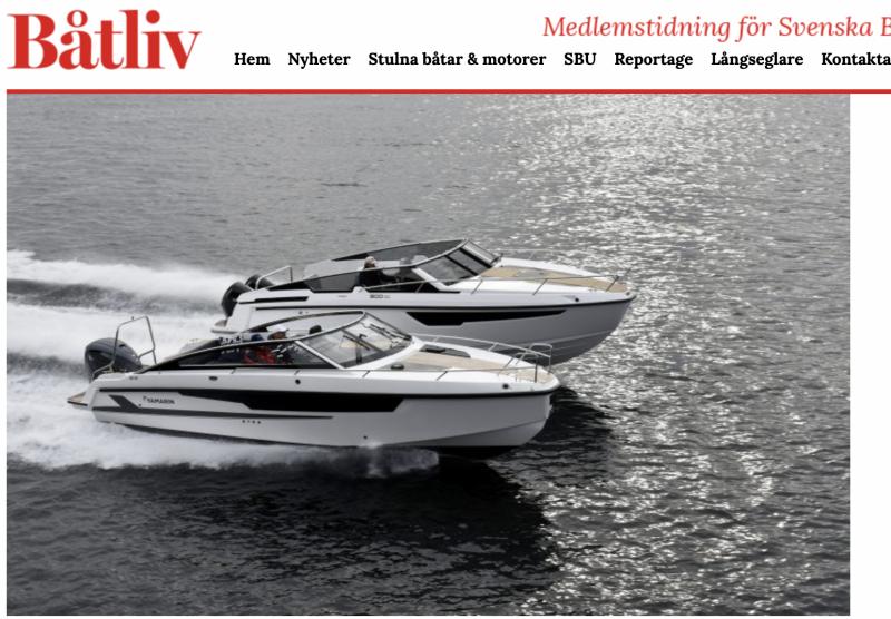 Yamarin 88 DC i Båtlivet.se