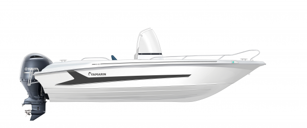 Motorboat Yamarin 61 Center Console
