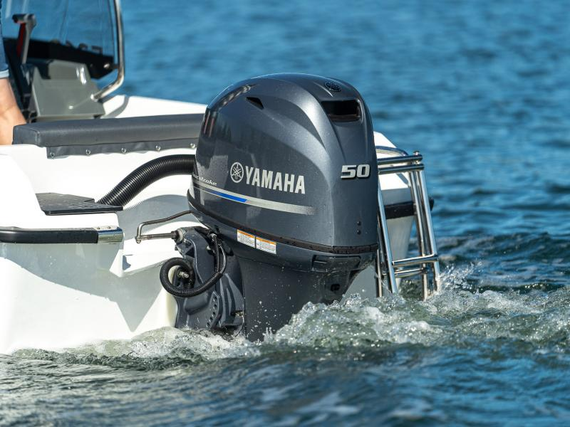 New Yamarin 46 SC with Yamaha F50