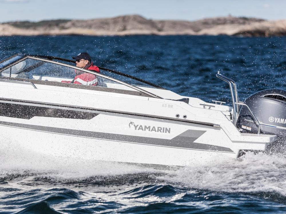 Yamarin 63 Bow Rider sporty novelty