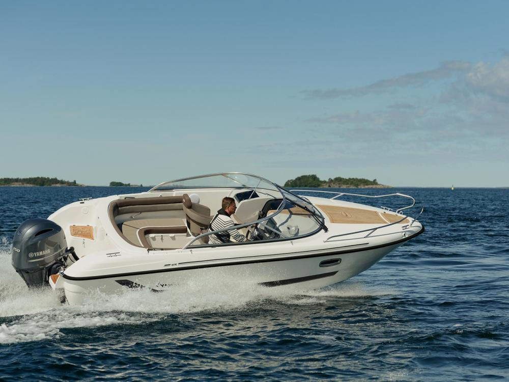 Daycruiser Yamarin 65 motorbåt