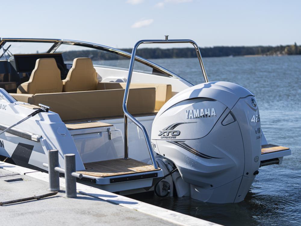 Yamarin 88 DC premium with Yamaha XTO engine