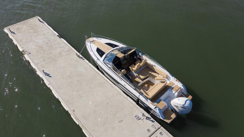 Yamarin 88 DC Premium from above