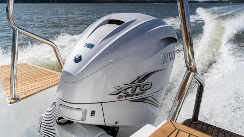 Xto425 engine Yamarin 88 DC Premium