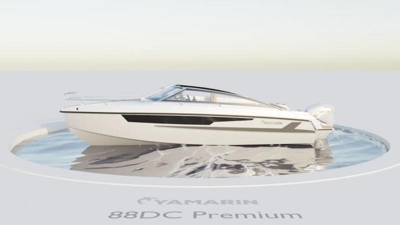 Yamarin 88 DC Premium 360 view